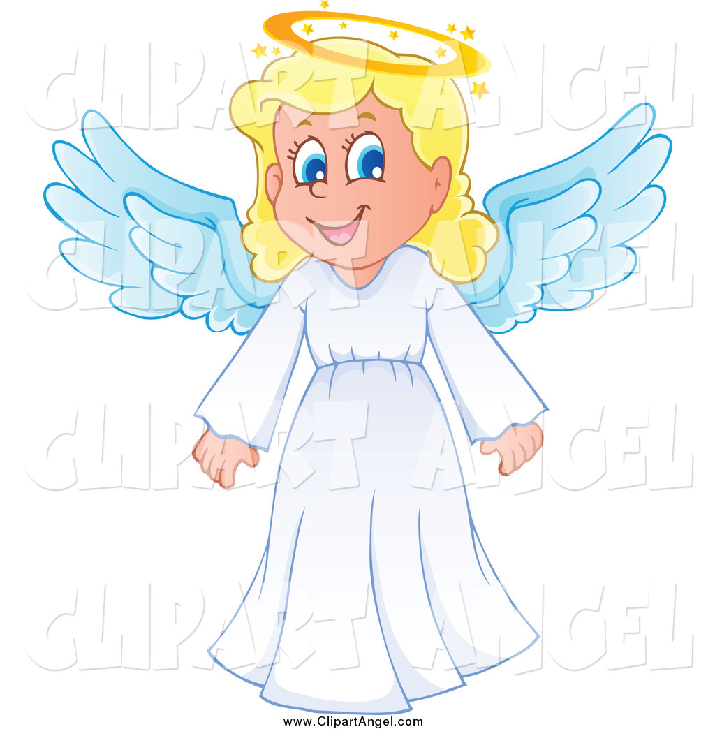 Royalty free vector stock angel designs for Angel clipart