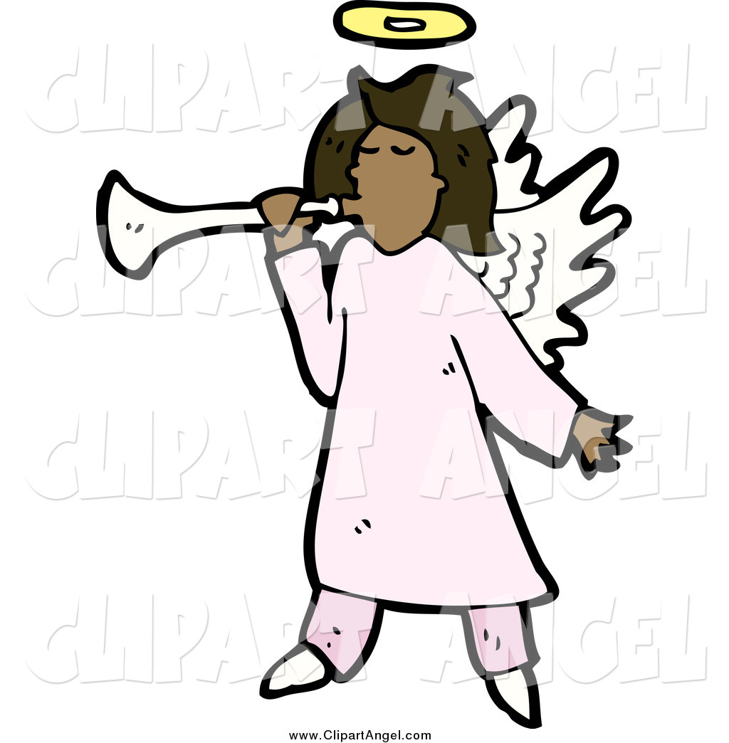 free black angel clipart - photo #39