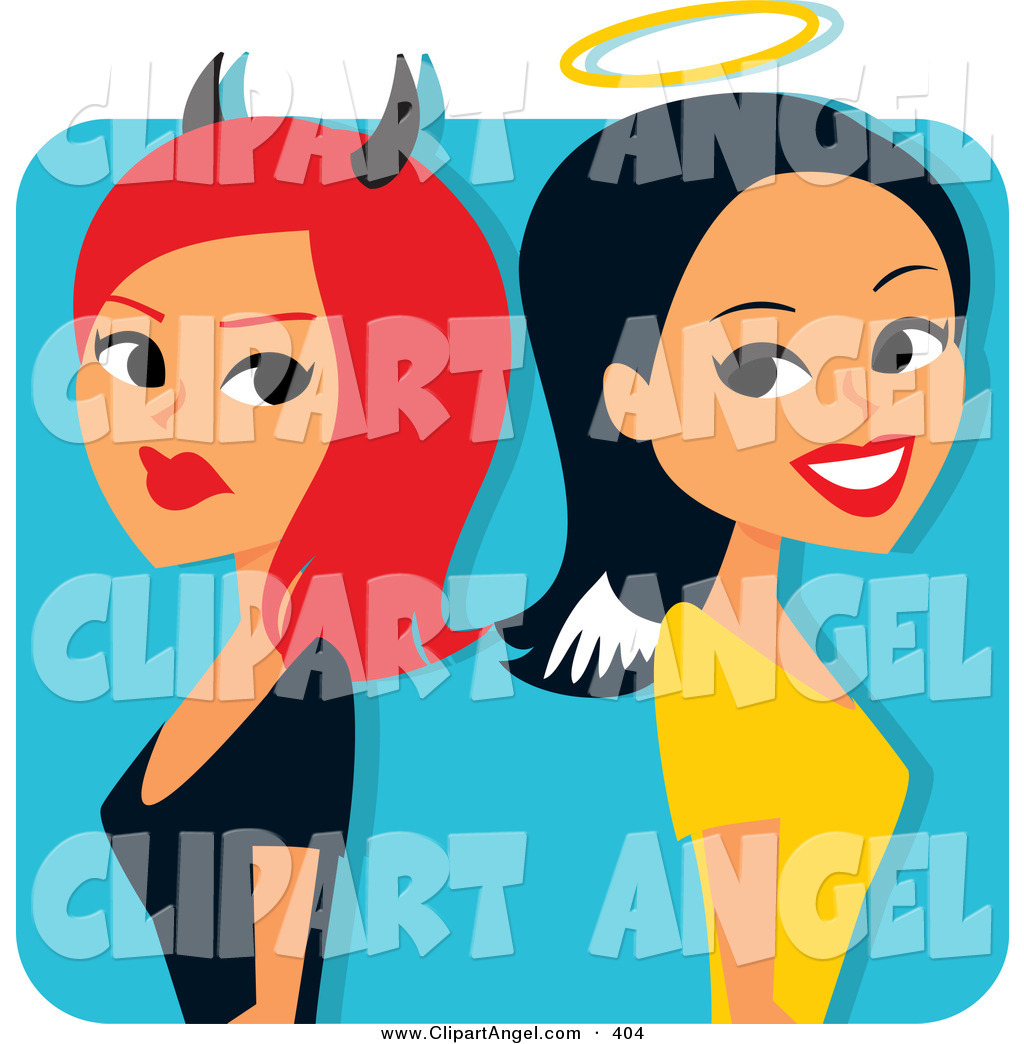 Royalty Free She Devil Stock Angel Designs