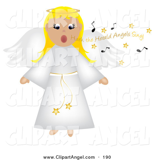 Clipart angel hark the herald angels sing, Clipart angel hark the herald  angels sing Transparent FREE for download on WebStockReview 2020